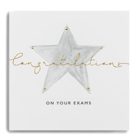 Hand,Finished,Congratulations,On,Your,Exams,Card,buy you have passed your exams card online, buy you have passed card online, buy gold star passed card online, buy well done card online, buy graduation card online, buy congratulations card online