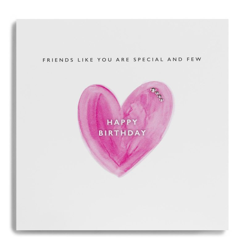 Friends Like You Are Special And Few Birthday Card - product images