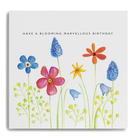 HaveABloomingMarvellousBirthdayCardbuy Pretty Floral Birthday