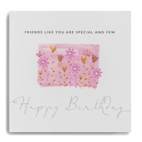 Hand,Finished,Friends,Like,You,Are,Special,And,Few,Birthday,Card,buy friend birthday card online, buy luxury birthday cards for friends online, buy flowers special friend birthday cards online, buy hand finished best friend cards online, buy special friend birthday cards online, friends like you are special and few car