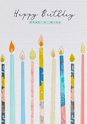 Candles,Make,A,Wish,Birthday,Card,buy birthday cards with candles online, buy candles birthday cards online, buy make a wish birthday cards online, birthday cards for her online, birthday cards for him online, buy gender neutral birthday cards with candles online, buy unisex birthday card