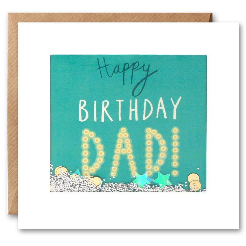 Shakies Dad Happy Birthday Card