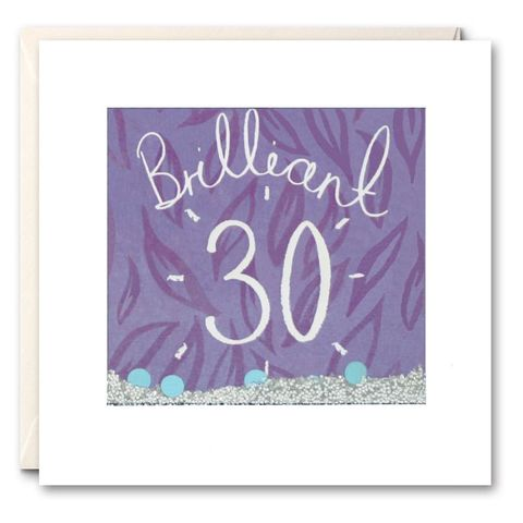 Shakies,30th,Birthday,Card,buy shakies birthday cards online, buy gender neutral birthday cards, buy unisex 30th birthday cards, buy age thirty birthday cards for her online, buy thirtieth birthday cards online, feamle age thirty birthday cards, leaf age thirty birthday cards