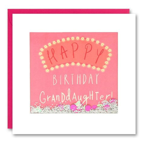 Shakies,Granddaughter,Happy,Birthday,Card,buy shakies birthday cards online, buy granddaughter birthday cards online, buy wonderful birthday cards for granddaughters online, buy luxury birthday cards for grandchild online, buy grandchildren birthday card online, buy luxury grand-daughter birthday