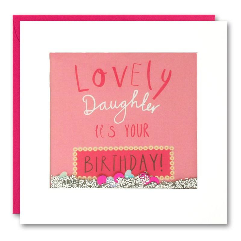 Shakies Daughter Happy Birthday Card - product images