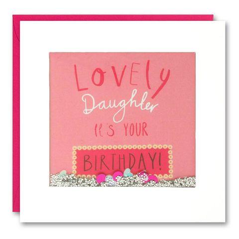 ShakiesDaughterHappyBirthdayCardbuy Shakies Birthday Cards Online