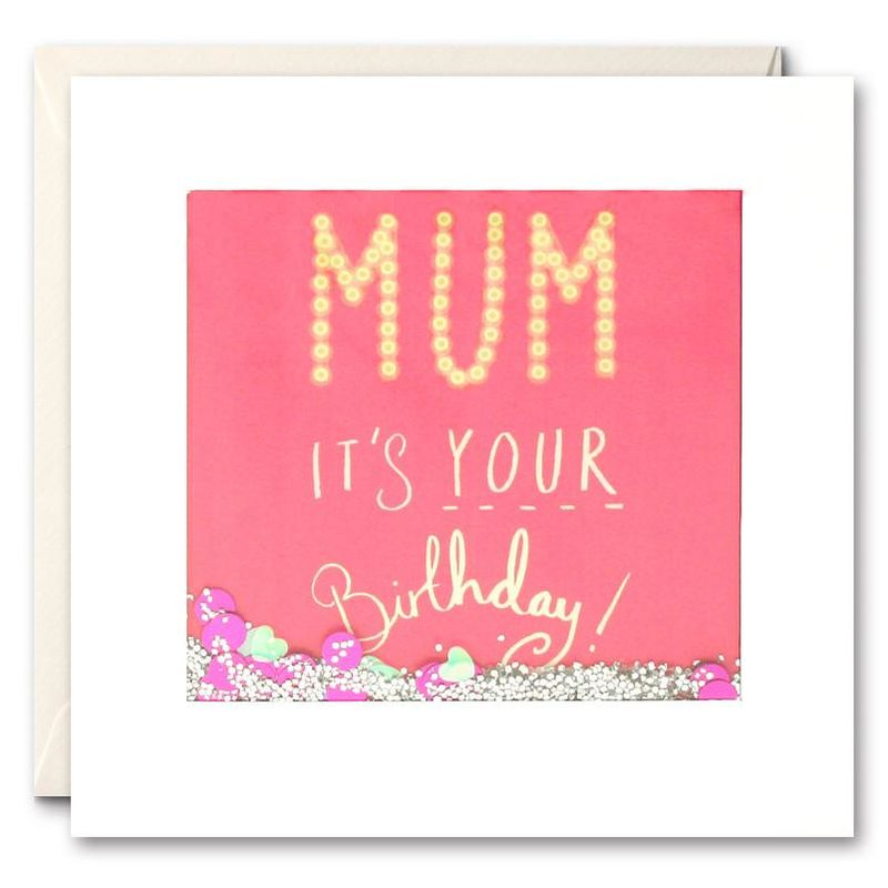 Shakies Mum Happy Birthday Card - product images