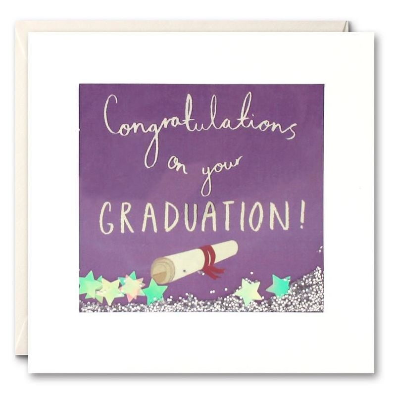 Shakies On Your Graduation Card - product images