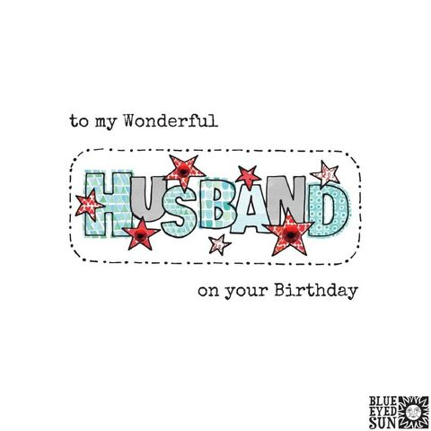 To,My,Wonderful,Husband,Birthday,Card,buy husband birthday cards online, buy birthday cards for husbands online, buy hubby birthday cards from wife or husband online, buy relations birthday cards online, buy husband birthday cards with stars o