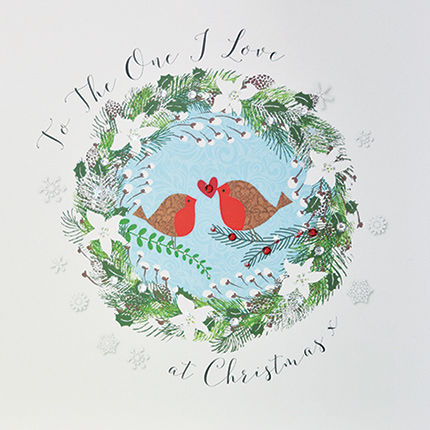 To,The,One,I,Love,At,Christmas,Card,-,Large,,Luxury,buy luxury christmas cards online, buy large christmas cards online, buy to the one i love at christmas card online, buy partner christmas card online, buy christmas cards for partners love wife husband girlfriend boyfriend fiance fiancee, luxury to the o