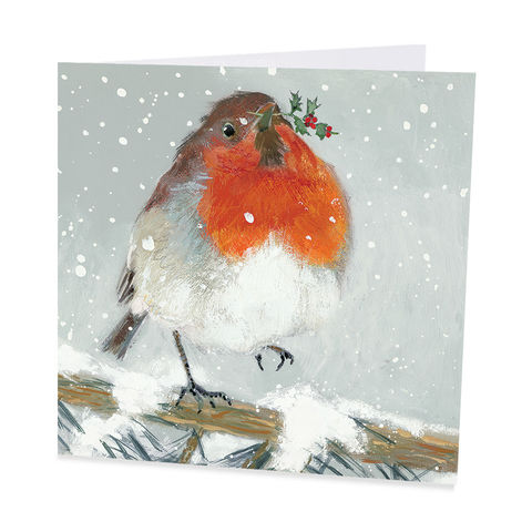Pack,Of,Little,Red,Robin,Christmas,Cards,-,Shelter,Charity,buy shelter charity christmas cards online, buy luxury christmas cards online with birds, buy robin christmas cards online, buy pack of christmas cards with robins, buy animal and bird christmas cards online, buy little red robin and holly christmas card