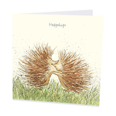 Hedgehog,Hugs,Hedgehugs,Greetings,Card,buy hedgehog hugs cards online, buy greetings cards with hedgehogs online, hedgehugs cards with hedgehogs for love friendship warm wishes thinking of you partner anniversary valentine