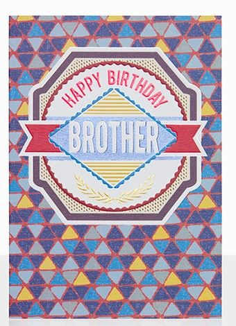 Brother,Happy,Birthday,Card,buy brother birthday cards online buy birthday cards for brothers online, buy brother birthday card online, buy birthday cards for siblings online, buy retro birthday cards for bro online,