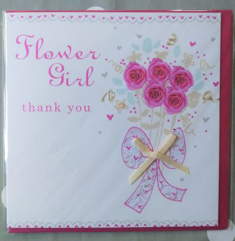 Handmade,Flower,Girl,Thank,You,Card,buy flower girl card online, flower girl thank you cards, wedding party cards, bridesmaid card, card for bridesmaid, bridesmaid thank you card, wedding thank you cards, wedding party thank you cards, thank you card, flower girl
