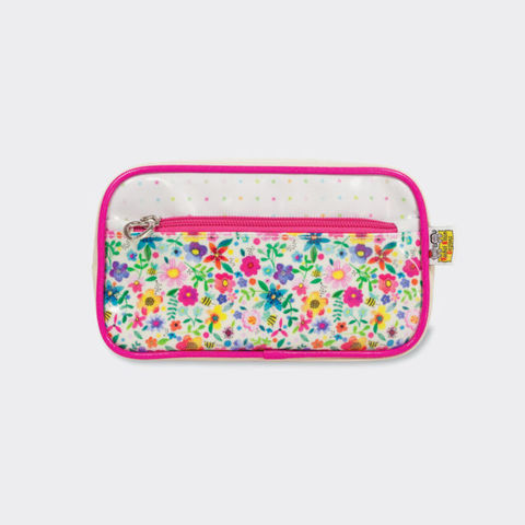 Rachel,Ellen,Pencil,Case,-,Floral,Design,buy rachel ellen pencil case online, buy girls pencil cases for school online, buy floral pencil case online, buy pretty pencil cases with flowers online, buy pretty stationery online