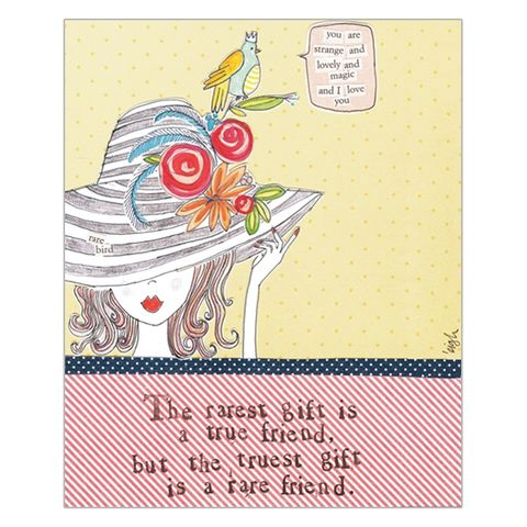 Rare,Friend,Card,-,Curly,Girl,Design,buy old friend card online, buy curly girl designs card online, curly girl cards UK, buy friendship cards online, buy best friend cards online, cards for best friends, best friend birthday card, birthday cards for oldest friend, birthday cards for special