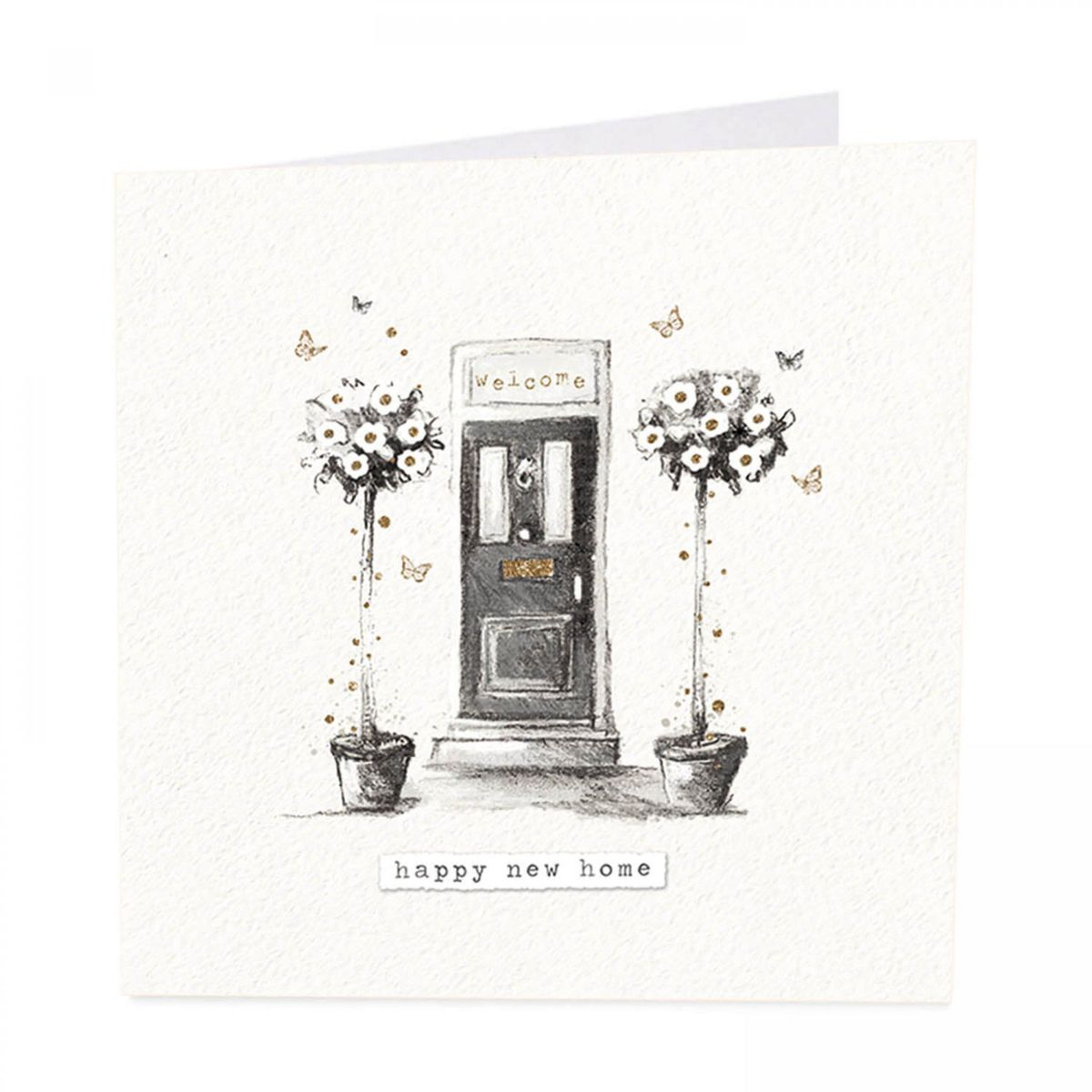 A Lovely New Home Card