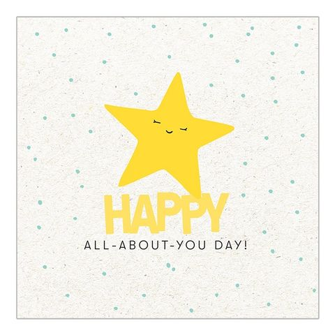Happy,All,About,You,Star,Birthday,Card,buy birthday card online with star, buy cute fun birthday cards online for him her unisex gender neutral kids, buy space star birthday cards buy online, buy male birthday cards online with star, buy kids birthday card with stars online,
