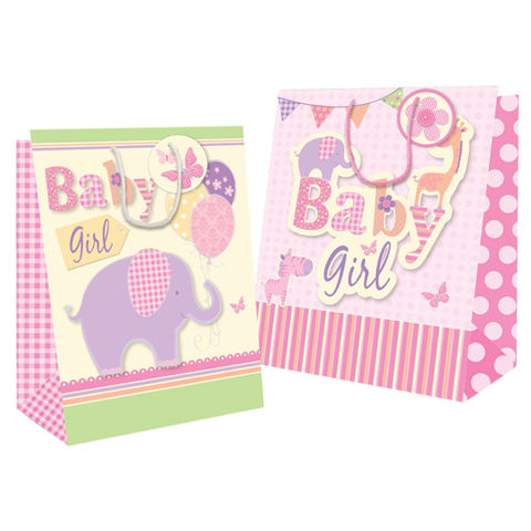 Baby,Girl,Gift,Bags,buy new baby girl gift bags online, buy medium sized new baby gift bags, buy gift bags online