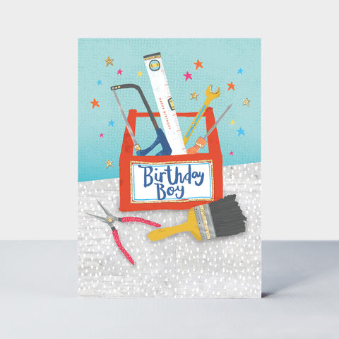 Tool,Box,Birthday,Boy,Card,buy tool box birthday cards for him online buy handyman birthday cards for him online, buy Birthday boy birthday cards for men online, buy male birthday card online, buy birthday cards for men online