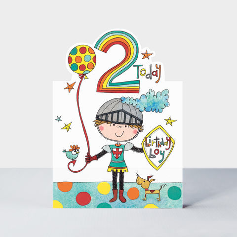 Knight,2,Today,Happy,Birthday,Card,buy Boys 2nd birthday card online, buy knight horse castle birthday cards for boys online, buy knight birthday cards age two online, buy 2nd birthday cards for 4th birthday online, pirate brithday cards for kids, boys birthday cards with pirates