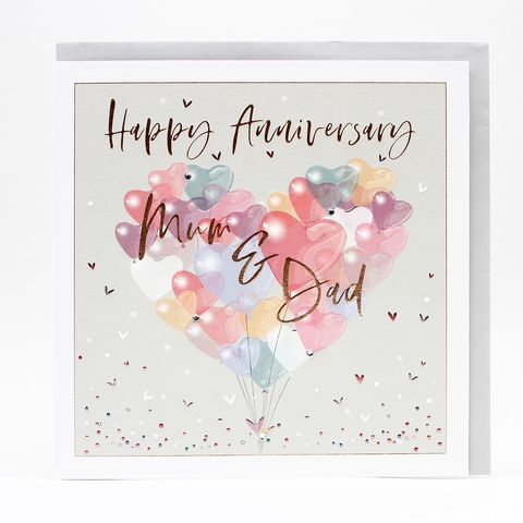 Special,Mum,And,Dad,Happy,Anniversary,Card,-,Large,,Luxurious,Buy belly button designs luxe cards online, buy anniversary cards for lovely parents online,. Buy luxury Mum and dad anniversary card online, buy large beautiful mum and dad wedding anniversary card online from daughter son child children