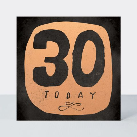 Male,30,Today,Birthday,Card,buy 30th birthday cards online for him unisex, buy thirtieth birthday cards online, buy age 30 birthday cards with stripes online, buy male age thirty birthday cards online, age 30 birthday cards