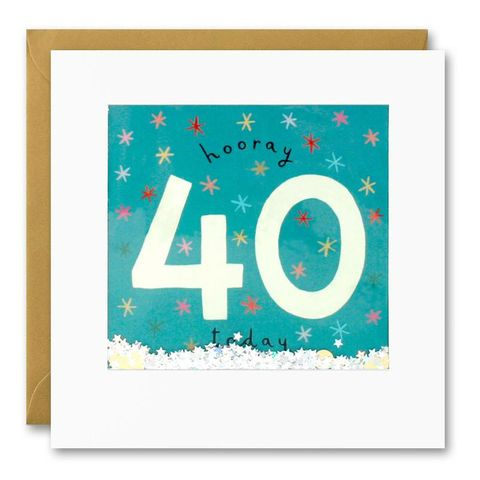 Shakies,40,Today,Birthday,Card,buy shakies birthday cards online, buy mens 40th birthday cards online, buy 40th birthday cards unisex online, buy forty today card online for man, age 40 birthday cards online for her, buy female fortieth birthday cards online,