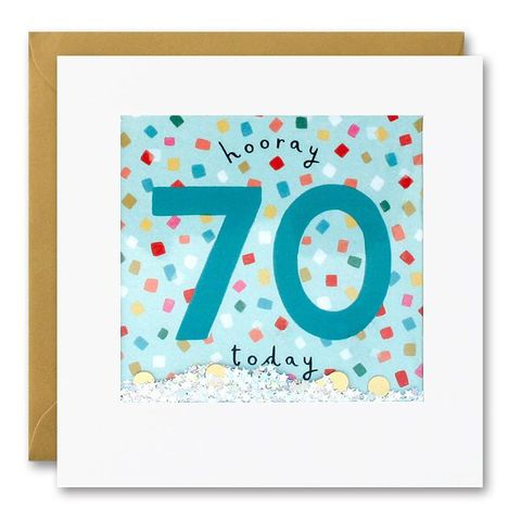 Shakies,70,Today,Birthday,Card,buy shakies birthday card online, buy shakies age seventy birthday card for him her unisex online, age seventy birthday cards for all, seventieth milestone age birthday cards from james ellis,