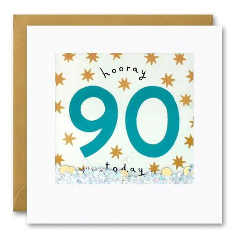 Shakies,90,Today,Birthday,Card,buy shakies birthday card online, buy shakies age ninety birthday card for him her unisex online, age ninety birthday cards for all, ninetieth milestone age birthday cards from james ellis,