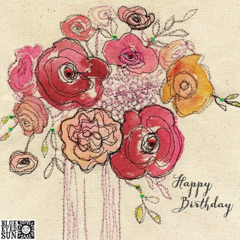 Vase,Of,Flowers,Happy,Birthday,Card,buy pretty birthday card for her online, buy birthday cards with vase of flowers online, buy birthday cards for her online, buy pretty pink floral birthday cards for her online, buy shabby chic birthday cards for her online, female birthday cards, girls b