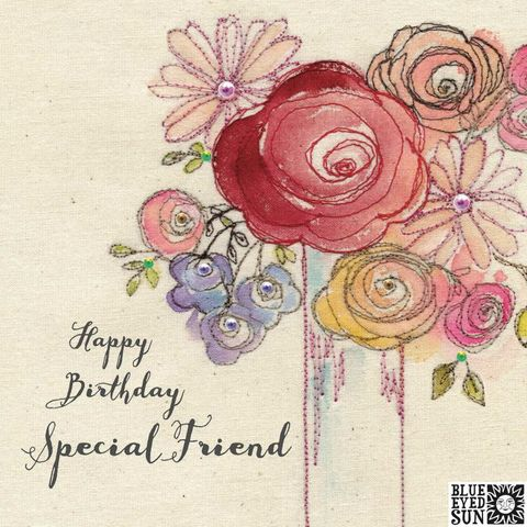 Vase,Of,Flowers,Special,Friend,Birthday,Card,buy pretty birthday card for special friend online, buy best friend birthday cards with vase of flowers online, buy birthday cards for friend online, buy pretty pink floral birthday cards for friends online, buy shabby chic birthday cards for friend onlin