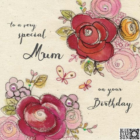 Floral,Very,Special,Mum,Birthday,Card,buy pretty birthday card for special mum online, buy mum birthday cards with flowers online, buy pretty pink birthday cards for special mums online from daughter son child children, buy pretty pink shabby chic birthday cards for mums
