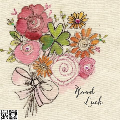 Bouquet,Of,Flowers,Good,Luck,Card,buy pretty good luck card for her online, buy good luck cards with flowers online, buy floral good luck cards for her online, buy pretty pink floral good luck cards for her online, buy shabby chic good luck cards for her with flowers online