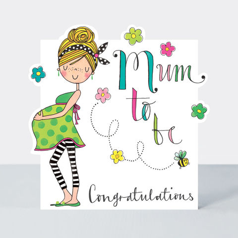 Mum,To,Be,Congratulations,Card,buy mum to be card for special couple online, buy congratulations on baby news mum to be cards online, buy card for parents to be online, buy achel Ellen card, buy pretty wedding anniversary card for wife online