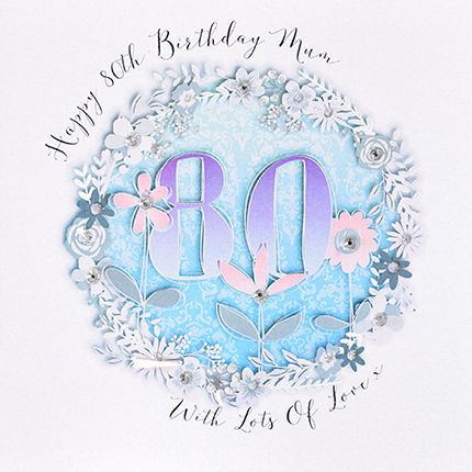 New,2021,Design,Mum,80th,Birthday,Card,-,Large,Luxury,buy mum 80th birthday card online,  buy 80th birthday card for mum, buy deluxe birthday cards online, buy large mum birthday cards online, buy luxury eightieth birthday cards online for mums, age eighty birthday card for mum, parent 80th card