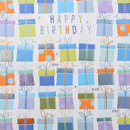 Blue,Birthday,Presents,Card,buy birthday cards for him, online, buy birthday present birthday for him her unisex online