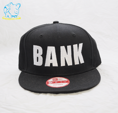 NEW,ERA,x,BANK,SNAPBACK,NEW ERA, SNAPBACK, 59FIFTY, 5950, 9FIFTY, 9FORTY, CLASSIC, BRIM, TRUCKER, 5 PANEL