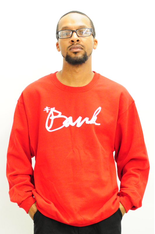 Bank Script Crewneck (sold out) - product images