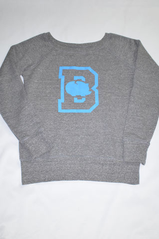 Broken,Bank,University,Sweater,University Blue, carolina blue, columbia blue, collegiate, broken bank clothing, broken bank. clothing, streetwear, urbanfashion, streetwearfashion, fashion