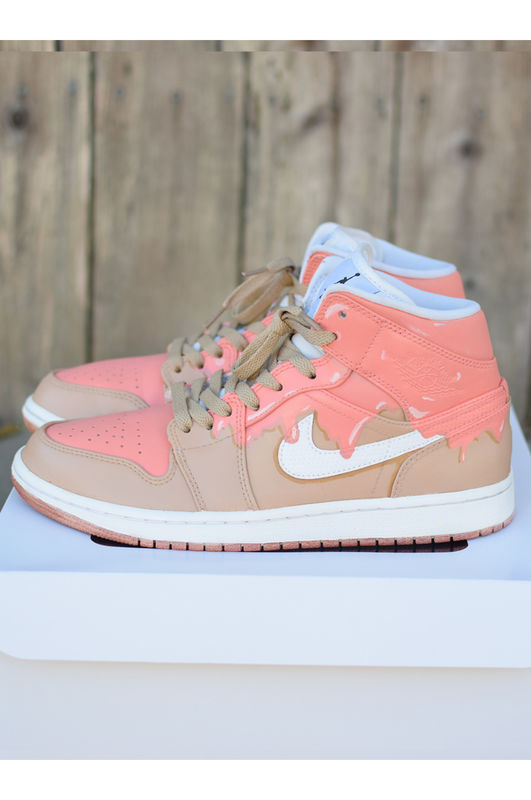 JORDAN 1 MID DONUT - product images  of