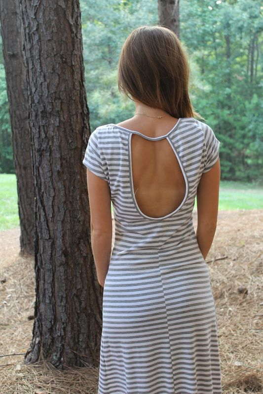 Stripes Around Dress - product images  of