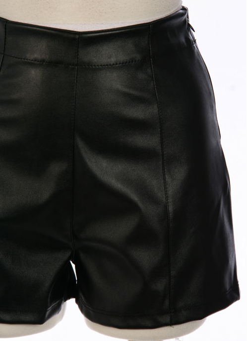 Leather Shorts - product images  of