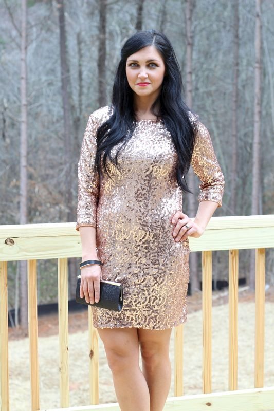 Champagne on Ice Dress - product images  of