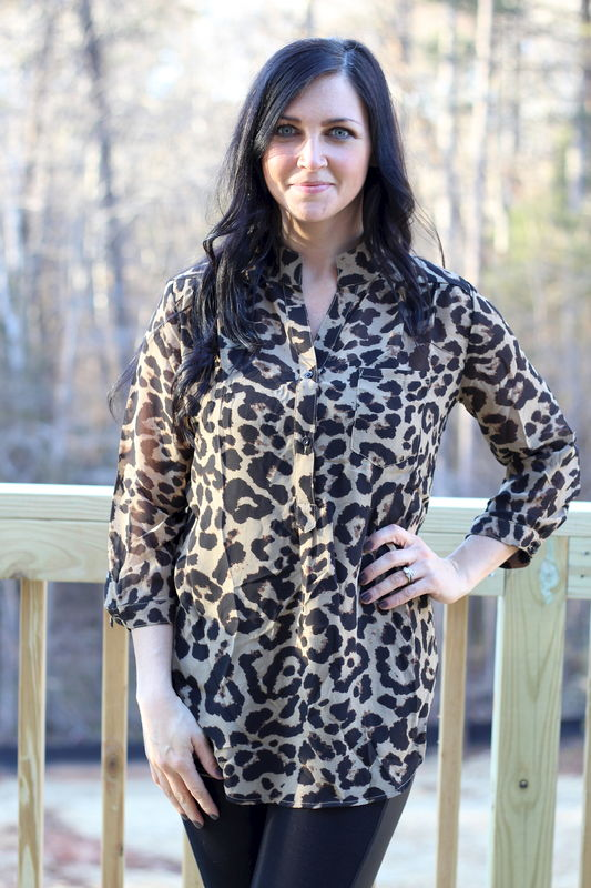 Leopard Tunic - product images  of