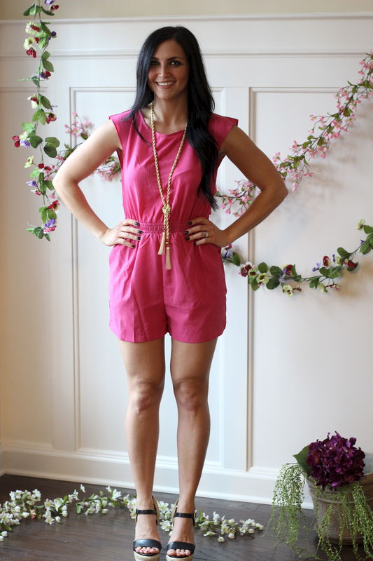 Raspberry Romper - product images  of