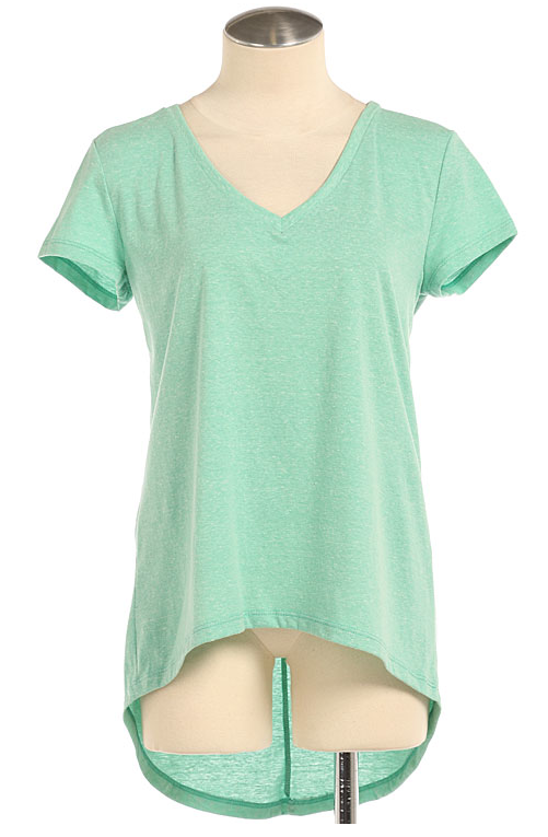 Boyfriend Tee (Mint) - product images  of