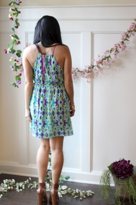 Ocean Breeze Dress - product images  of