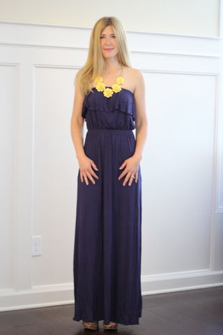 Ruffled,Up,Maxi