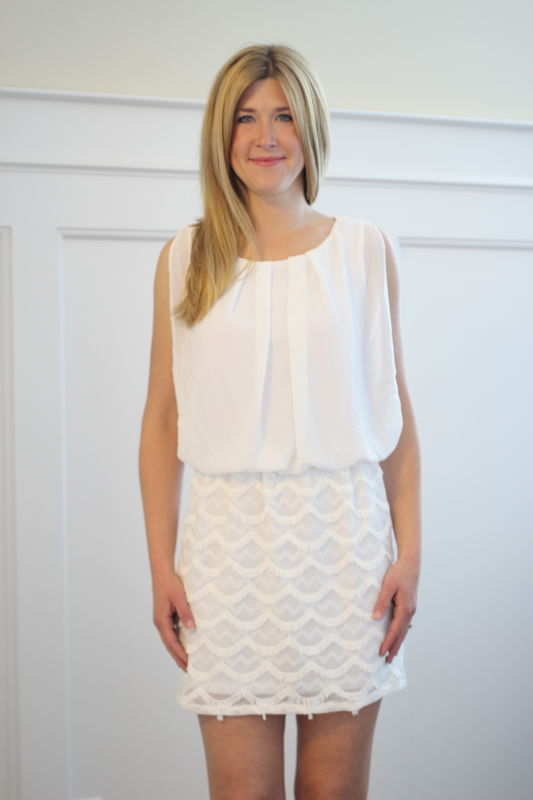 White Lily Dress - product images  of